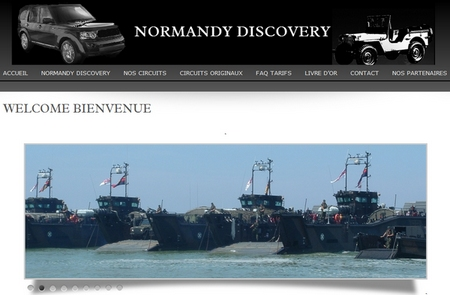 normandy discovery